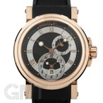 ブレゲ マリーン GMT ブラック 5857BR/Z2/5ZU BREGUET 新品メンズ 腕時計 送料無料