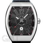 フランク・ミュラー ヴァンガード ブラック V45SCDT FRANCK MULLER 新品 メンズ  腕時計  送料無料  年中無休