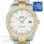ショッピングロレックス ロレックス デイトジャスト 126303 [オイスターブレスレット ホワイト] ROLEX 新品メンズ 腕時計 送料無料 年中無休