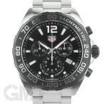 タグホイヤー フォーミュラ1 クロノグラフ CAZ1010.BA0842 F1 SS ブラック TAG HEUER 新品 メンズ  腕時計  送料無料  年中無休