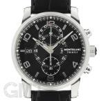 モンブラン タイムウォーカー ツインフライクロノグラフ ブラック 105077 MONTBLANC 【新品】【メンズ】 【腕時計】 【送料無料】 【年中無休】