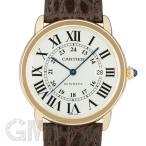 カルティエ ロンドソロ XL W6701009 CARTIER 新品 メンズ  腕時計  送料無料  年中無休