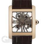 カルティエ タンク MC スケルトンウォッチ W5310040  CARTIER 新品 メンズ  腕時計  送料無料  年中無休
