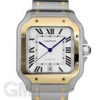 カルティエ サントス ドゥ カルティエ ウォッチ LM W2SA0006 CARTIER 新品 メンズ  腕時計  送料無料  年中無休