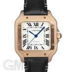 カルティエ サントス ドゥ ウォッチ MM WGSA0012 ピンクゴールド CARTIER 新品 メンズ  腕時計  送料無料  年中無休