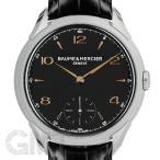 ボーム&メルシエ クリフトン 手巻き ブラック MOA10364 BAUME & MERCIER 新品メンズ 腕時計 送料無料