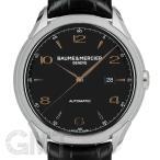ボーム&メルシエ クリフトン オートマティック ブラック MOA10366 BAUME & MERCIER 新品メンズ 腕時計 送料無料