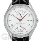 ボーム&メルシエ クリフトン パワーリザーブ GMT シルバー MOA10421 BAUME & MERCIER 新品メンズ 腕時計 送料無料
