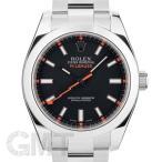 ロレックス ミルガウス 116400 ブラック ROLEX