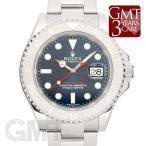 ロレックス ヨットマスター ロレジウム 116622 ブルー ROLEX 【中古】【メンズ】 【腕時計】 【送料無料】 【年中無休】