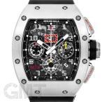 リシャール ミル オートマチック RM011 フェリペ・マッサ TI RICHARD MILLE 【中古】【メンズ】 【腕時計】 【送料無料】 【年中無休】