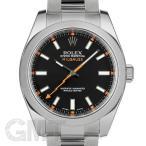 ロレックス ミルガウス 116400 ブラック ROLEX 【中古】【メンズ】 【腕時計】 【送料無料】 【年中無休】