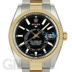 ロレックス スカイドゥエラー 326933 ブラック ランダムシリアル ROLEX 中古メンズ 腕時計 送料無料 年中無休