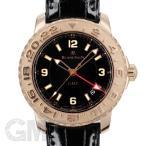 【世界100本限定】ブランパン トリロジー GMT 2250-3630 ローズゴールド BLANCPAIN 中古メンズ 腕時計 送料無料
