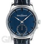 モリッツ・グロスマン ベヌー アトゥム ピュア ハイアート ブルー MG-000822 世界15本限定  中古メンズ 腕時計 送料無料