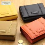二つ折り財布 レディース KANSAI YAMAMOTO カンサイヤマモト 本革 BOX小銭入れタイプ