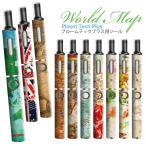 プルームテックプラス シール プルームテック プラス ケース スキンシール カバー 本体 Ploom Tech Plus シール 電子タバコ World Map pt08-008