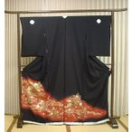 国内手縫い仕立て代込み特選黒留袖