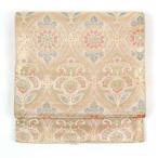 リサイクル帯 袋帯 正絹金糸六通柄袋帯