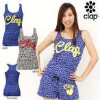 CLAP(クラップ) クルクル Yバックタンク(タンクトップシャツ)