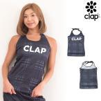 ショッピングトップス CLAP(クラップ) CCホルターネックトップス(キャミソール) ネイビーチェック(NAVY CHECK)