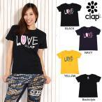 CLAP(クラップ) HO ラブ Tシャツ|「LOVE」のCLAPロゴのついた定番シャツ