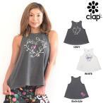 CLAP(クラップ) Aライン タンクトップ LOVE-LEAF