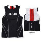 HUUB(フーブ) エッセンシャル TRIトップ トライアスロン用リアジップシャツ(日本限定・特注モデル)