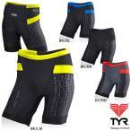 TYR(ティア) コンペティター TRI 7インチ丈ショーツ(トライアスロン用パンツ)TYRで一番人気のCOMPETITORシリーズ