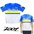 【メーカー在庫商品】Zoot(ズート) メンズ コナモデル テックTシャツ(15シーズン限定モデル)【返品交換不可】