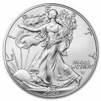 [保証書・カプセル付き] 2021年 (新品) アメリカ イーグル  1$ ウオーキング・リバティ 1オンス 銀貨【2型】