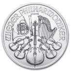 2020年 (新品) オーストリア ウィーン銀貨 フィルハーモニー 1 オンス 純銀貨・カプセル入り・保証書付き