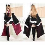 終わりのセラフ クルル・ツェペシ 吸血鬼の女王 コスプレ衣装 ps2661(ps2661)