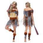 ハロウィン民族衣装インディアン先住民戦士仮装セクシーコスプレ衣装ps2759(ps2759)