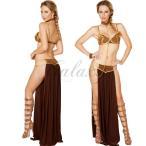 ハロウィンアラブアラビアンエジプトエジプシャンクレオパトラ踊り子仮装コスプレ衣装ps2779(ps2779)