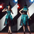 ハロウィン 民族衣装 魔女 巫女 仮装 セクシー コスプレ衣装ps2855