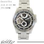 送料無料 ORIENT オリエントスター レトロフューチャー カメラモデル メンズ SS ブラック文字盤 WZ0051DK AT 腕時計 中古