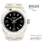 送料無料 オーバーホール&新品仕上げ済み ROLEX ロレックス オイスター パーペチュアル ref.76080 中古 レディース 腕時計 超美品