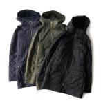 [最大2,000円クーポン発行中 3/29(水)9:59終了] Barbour バブアー フード付き キルティングジャケット Hooded Polar Quilt SL MQU0758 フーデッド ポーラ−