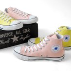Yahoo!Golden State[最大2,000円クーポン発行中 5/25(木)9:59終了] Converse コンバース 100周年 オールスター カラーズ ハイカット ロー ALL STAR 100 COLORS HI OX
