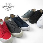 [TIME SALE 9/11(月)12:59終了] Spring court スプリングコート キャンバス スニーカー G2N G2S コットン シューズ 靴 メンズ レディース