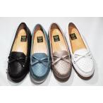 2足以上購入で送料無料 ゴールデンフット 婦人靴 6901 パンチングカジュアルシューズ