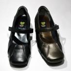 2足以上購入で送料無料 ゴールデンフット 婦人靴 7460 ストラップカジュアルシューズ