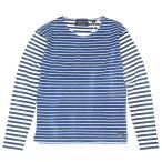 SCOTCH & SODA スコッチ アンド ソーダ CRAZY BORDER L/S T-SHIRTS クレイジー ボーダー 長袖 Tシャツ メンズ NAVY ネイビー SALE 40%OFF