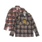 WEIRDO sale 40%off Maus Check Shirts WRD-12-AW-20 ウィアード マウス チェック コーデュロイシャツ セール
