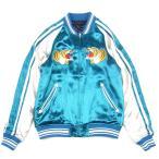 AVIREX アビレックス SUKA JACKET スカ ジャケット TIGER & DRAGON メンズ レディース アウター ブルー 6172118