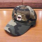 WORLD WIDE FAMOUS ワールドワイドフェイマス KIMYE GD CAP キム カニエ 6パネル キャップ 帽子 カモフラージュ メンズ レディース WWF-17SM027