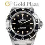ロレックス ROLEX サブマリーナ ノンデイト 14060 E番 SS メンズ 腕時計 自動巻き ブラック文字盤 中古