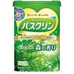 バスクリン森の香り600g (グリーン 1個)