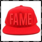 ショッピングYeezy HALL OF FAME/ホールオブフェイム/METAL EWING SNAPBACK CAP/RED